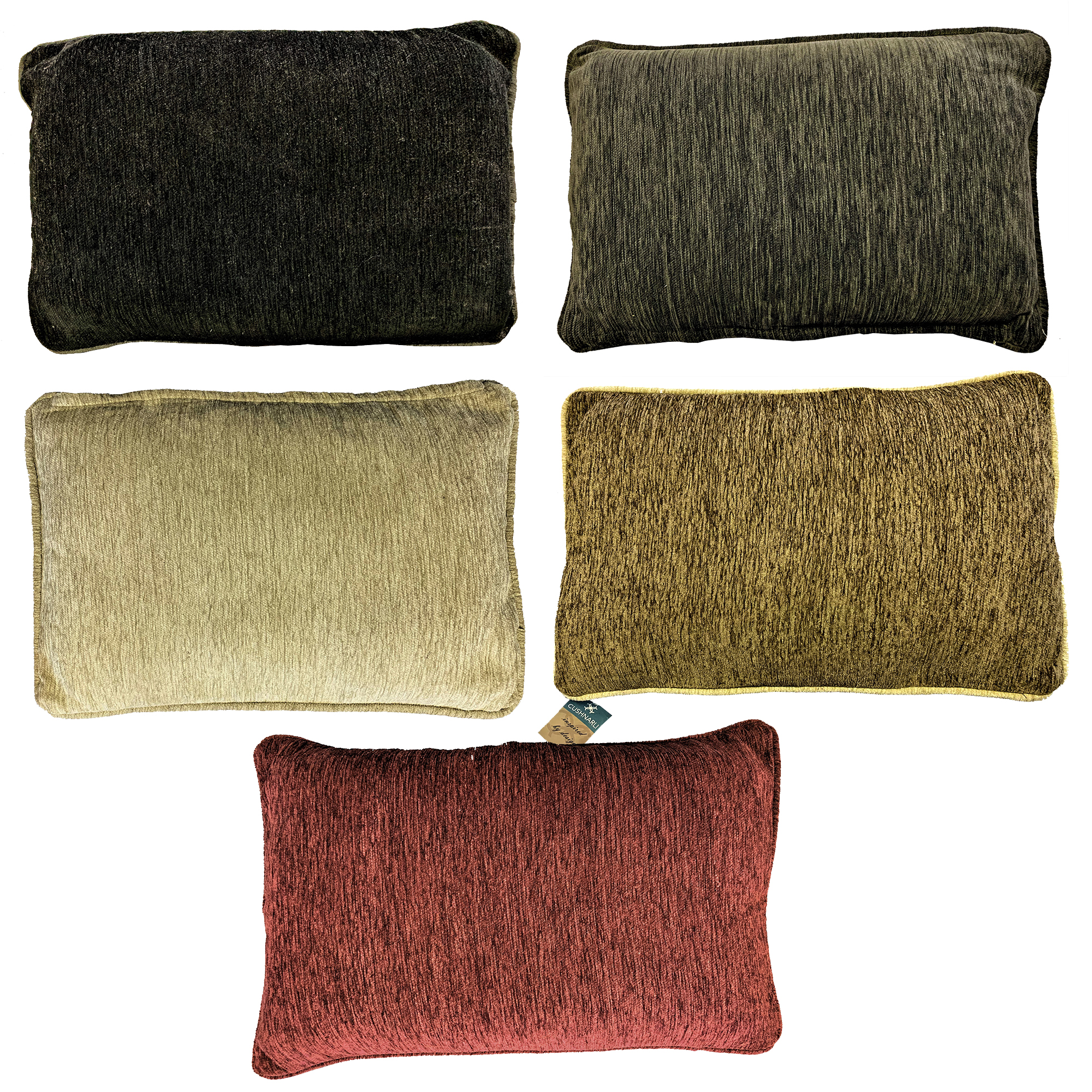Heavy Chenille Pillow Cases